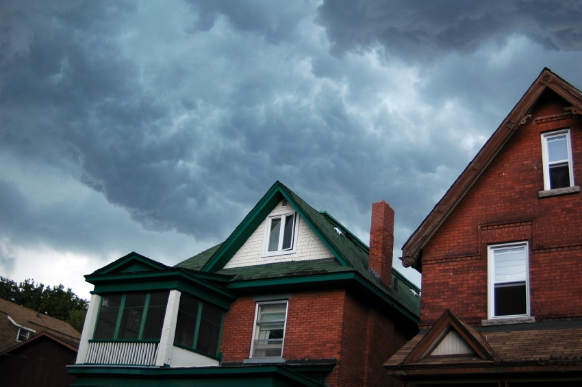 iStock Small HouseStorm2 Extreme Protection For Extreme Weather