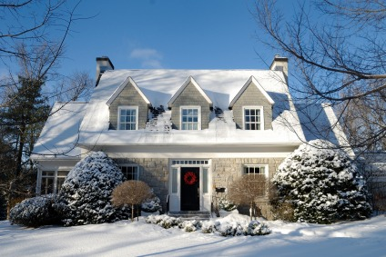 snowy house11 Winterizing Your Home: 6 Areas to Focus On