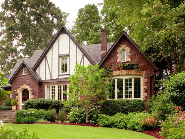 Tudor home