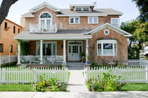 cape cod small 300x199 Types of Homes You'll Find While House Hunting