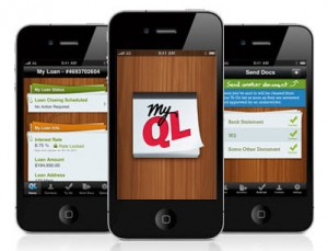 my ql screen 300x229 MyQL Mobile Allows You To Enjoy Your Easiest Mortgage Ever!