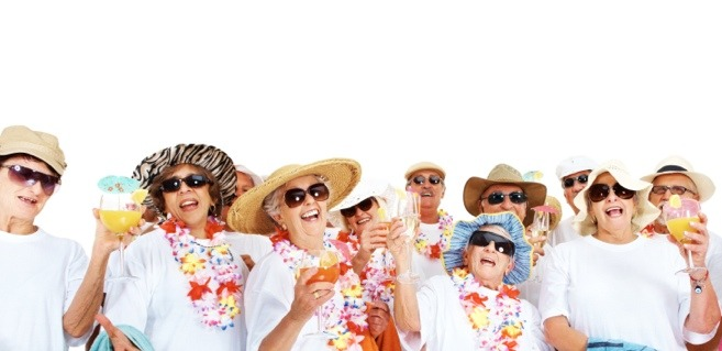 copy senior retirement party Save Money with a Group Travel Vacation
