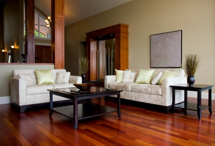 How To Get The Wood Floor Look Without The Wood Floor Price