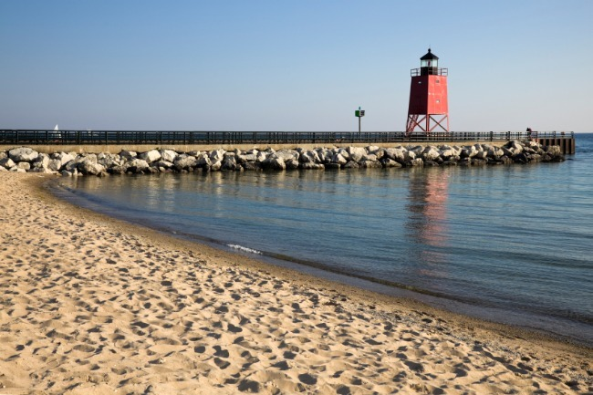 iStock Michigan Lighthouse Flip Top 10 Reasons Michigan is a Land of Opportunity