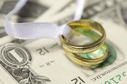iStock Wedding BudgetXSmall Saying I Do to Joint Checking and Credit Accounts