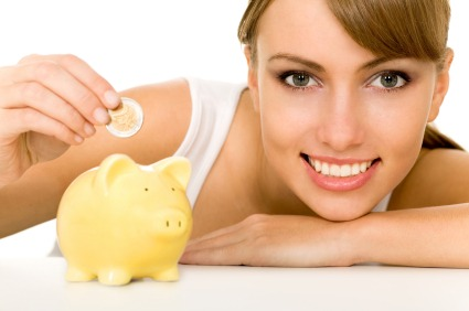 iStock Woman Saving RetirementXSmall Retirement Savings Accounts for Young'uns!