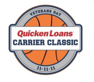 QLCarrierClassic 300x261 2011 Quicken Loans Carrier Classic
