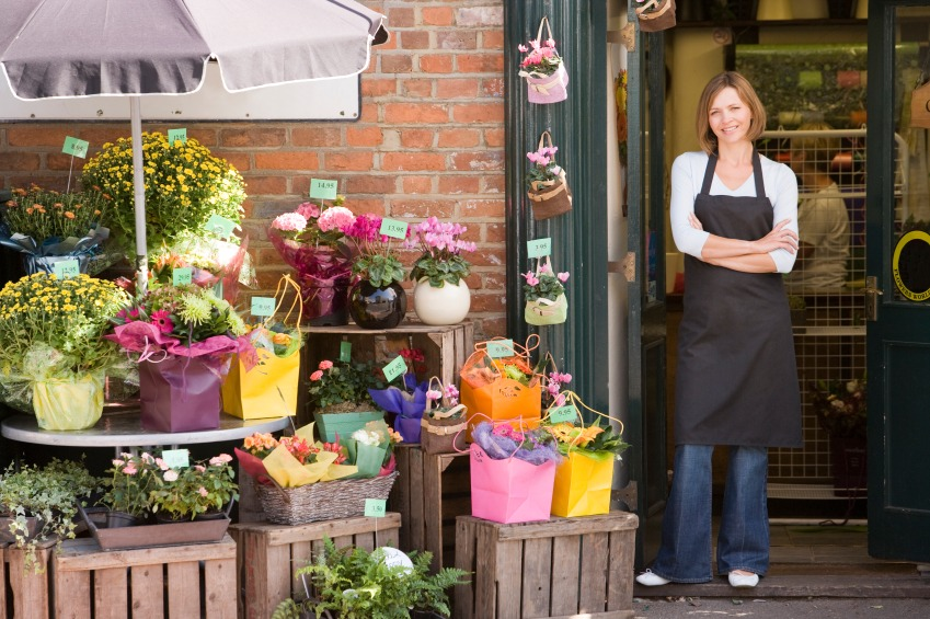 iStock Small Business Owner Flower Shop Small Kick Start Your Dream Business