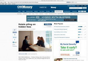 Taking a Cue from the Airlines, Hotels Add More Fees - Quicken Loans Zing Blog