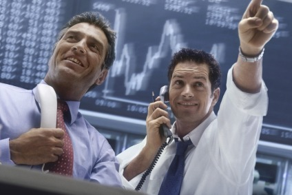 iStock Stock Broker XSmall Finally! A Good Day for the Stock Market!