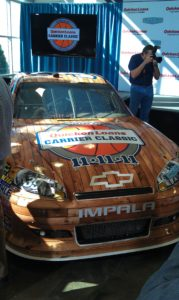 NASCAR - Carrier Classic Car PIC