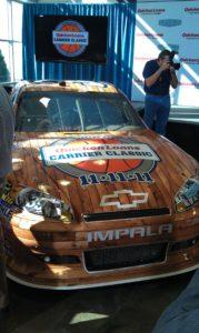 NASCAR - Carrier Classic Car PIC