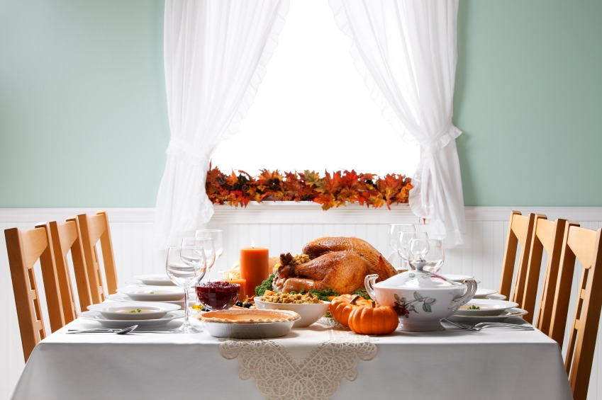 Thanksgiving Checklist - Quicken Loans Zing Blog