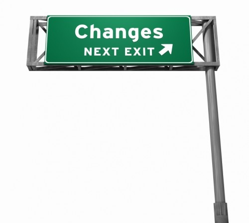 Change sign e1325277964181 Top 6 Short Lived New Year's Resolutions
