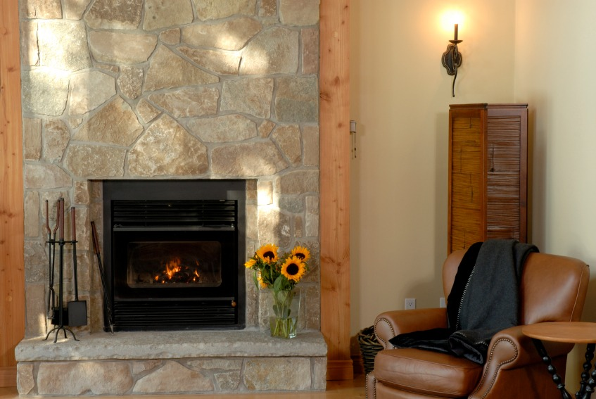 Electric gas and other top fireplace alternatives zing for Alternative fireplaces
