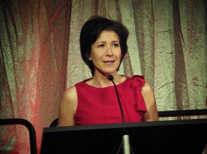 Paula Silver of Quicken Loans served as Co-Chair for the Go Red For Women Luncheon