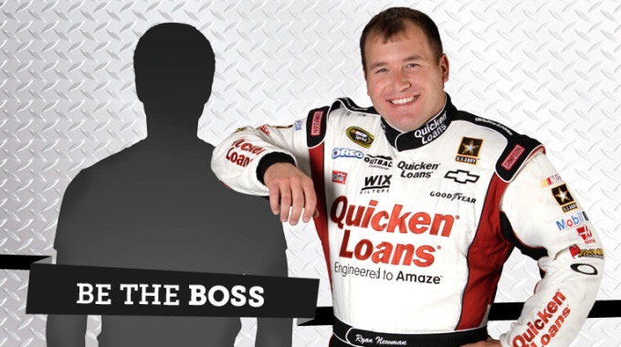 Enter The Quicken Loans YOU'RE THE BOSS Sweepstakes
