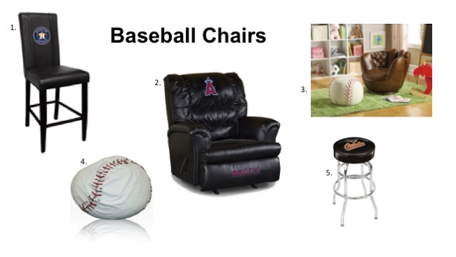 Essentials for Your Baseball Man Cave - Quicken Loans Zing Blog