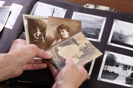 iStock Old Photos XSmall Memory Keeper: Reasons to Back Up Family Photos