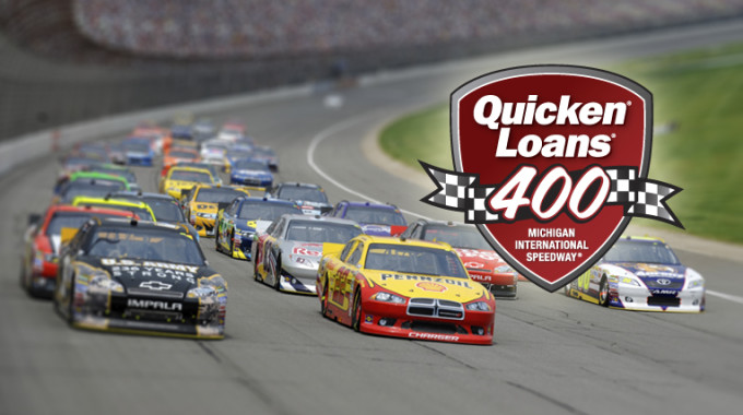 Quicken Loans To Sponsor NASCAR Sprint Cup Race – Quicken Loans 400