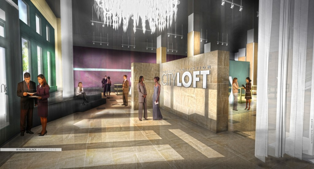 CityLoft Detroit Rendering - Quicken Loans Zing Blog