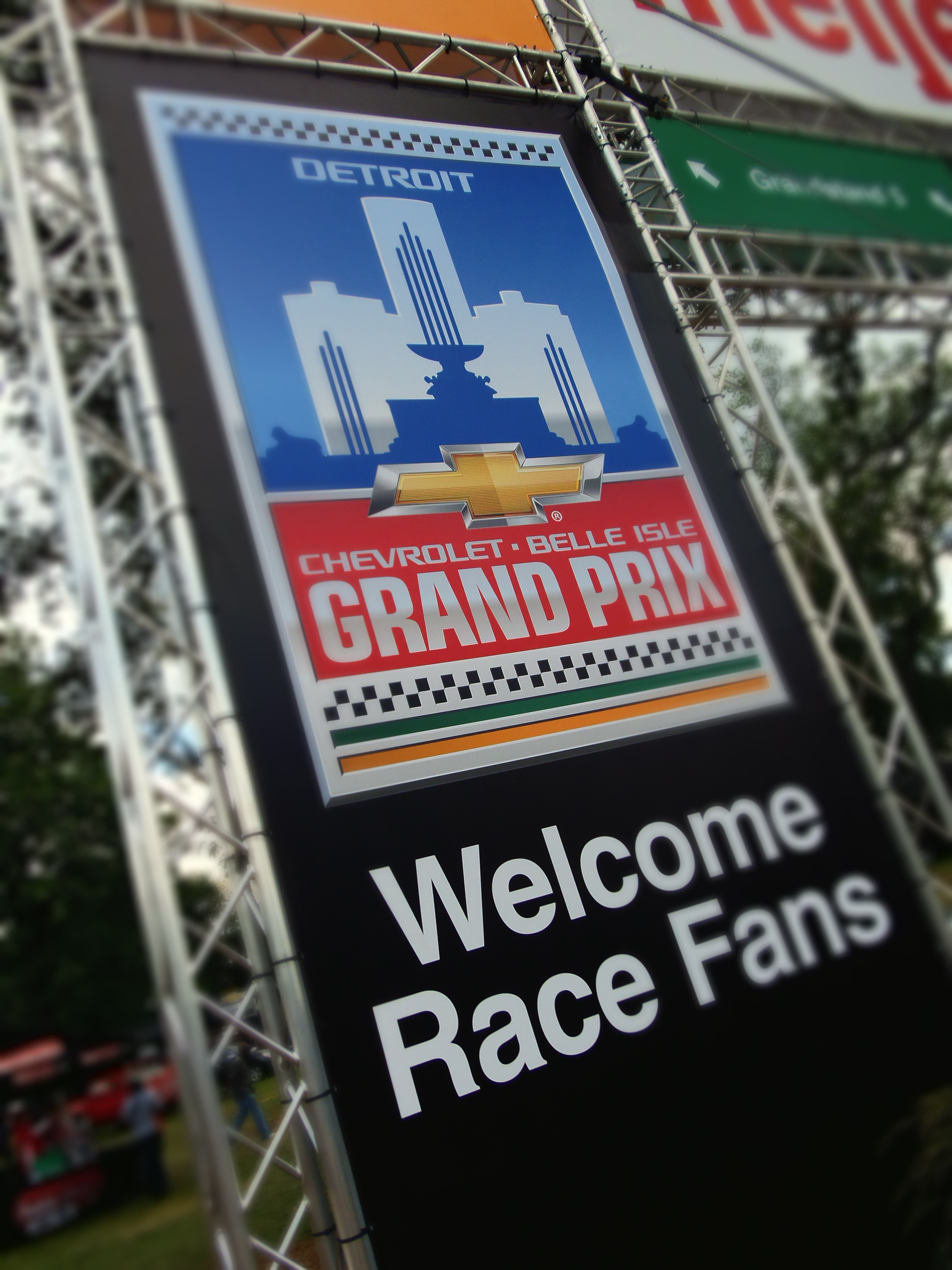 Detroit Grand Prix - Quicken Loans Zing Blog