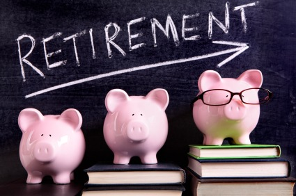 Piggy Banks Retirement Funding an IRA With Your Lunch Money