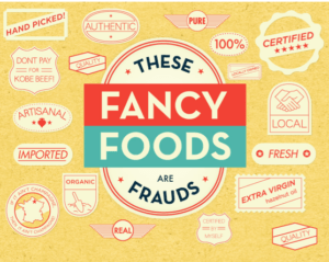 Screen Shot 2012 06 04 at 1.11.51 PM 300x239 The Truth Behind Common Gourmet Food – Infographic