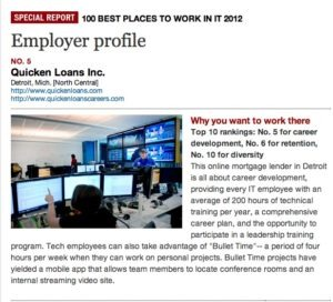 Screen shot 2012 06 18 at 4.55.38 PM 300x272 Top Five Place to Work in IT? Sounds About Right!