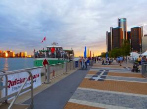 Detroit Riverfront - Quicken Loans Zing Blog
