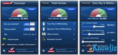 TaxCaster 5 Essential Money Management Apps for iPhone, iPad and Android