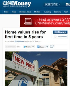 cnn home values rise 242x300 Home Values Up Across the U.S. for the First Time in 5 Years!