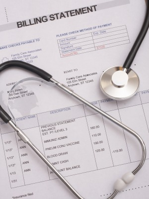 iStock small medical bills doctor Medical Bills: Understanding Complicated Statements