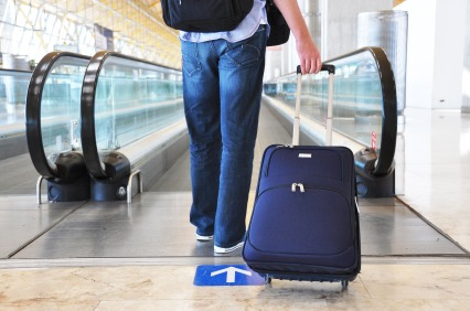 iStock Airport Traveler XSmall Think Ahead to Save Money at the Airport