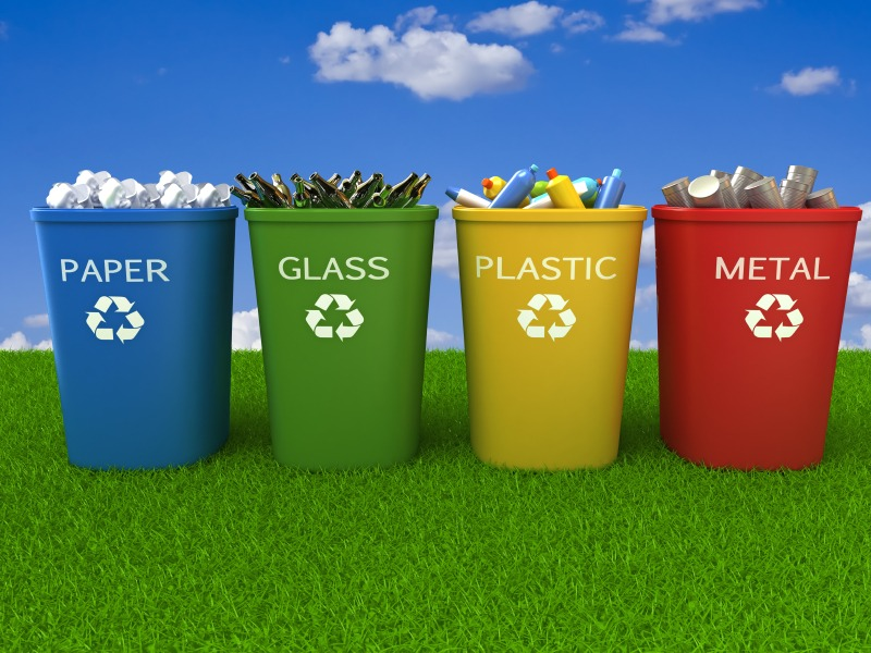 iStock Recycle Small Happy America Recycles Day!
