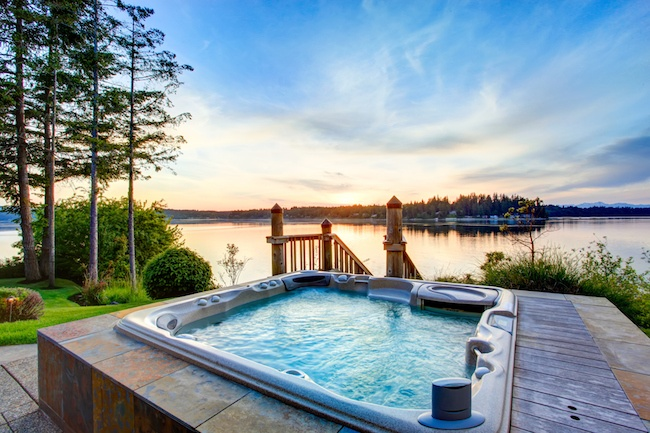 Points To Consider When Purchasing A Hot Tub