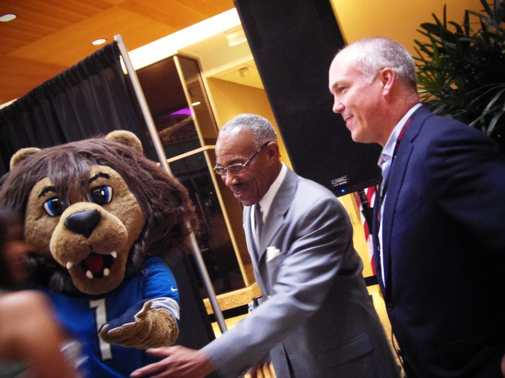Roary, Lem Barney & Bill Emerson - Quicken Loans Zing Blog