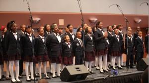Detroit Academy of Arts & Sciences Show Choir - Quicken Loans Zing Blog