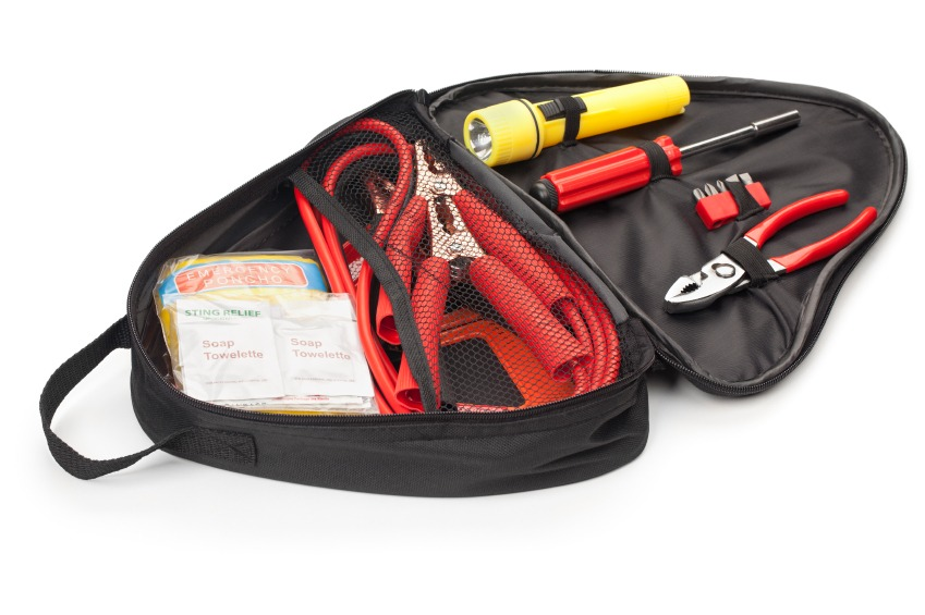 Keep a Roadside Emergency Kit Handy - Quicken Loans Zing Blog