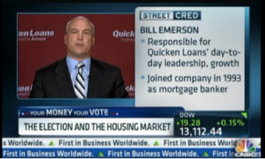 Bill Emerson CNBC 300x180 Quicken Loans CEO on CNBC   Best Time Ever to Buy