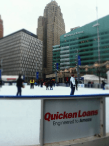 Campus Martius Rink 223x300 Detroit Tree Lighting Ceremony Kicks Off Winter Magic Season in the Heart of the City