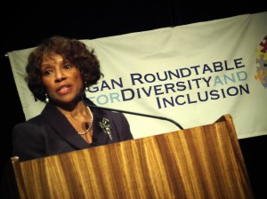 Michigan Roundtable For Diversity and Inclusion Joyce Hayes Giles - Quicken Loans Zing Blog