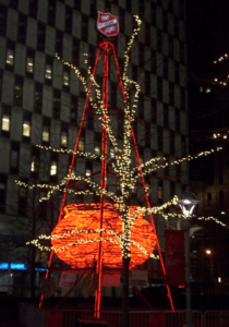 Red Kettle Lighting 210x300 Detroit Tree Lighting Ceremony Kicks Off Winter Magic Season in the Heart of the City