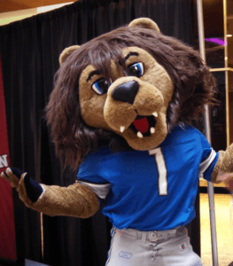 Roary Detroit Lions - Quicken Loans Zing Blog