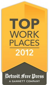 Detroit Free Press Names Quicken Loans #1 Place to Work…Again! - Zing Blog