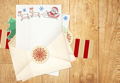 iStock Holiday Letter Writing XSmall Holiday Letters: Skip the Card and Write a Letter Instead