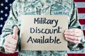 military discount available 300x199 Veterans Day Discounts