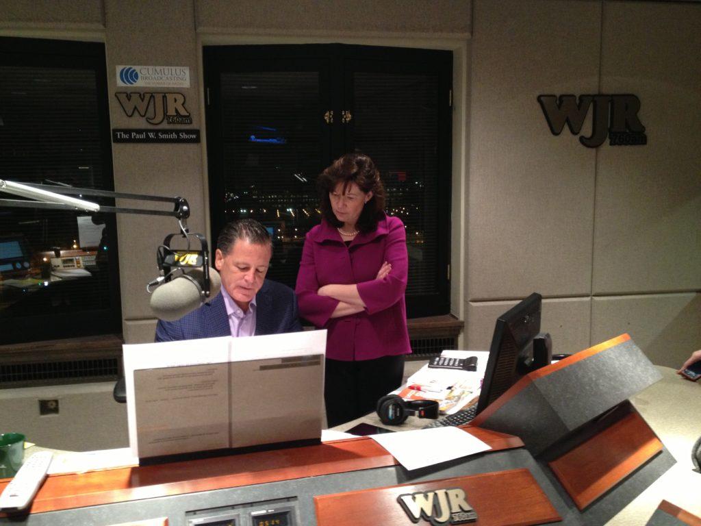 Dan Gilbert Guests Hosts on WJR AM 760 - Quicken Loans Zing Blog