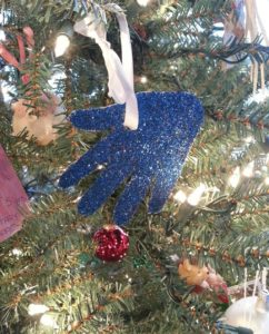 Keenans hand ornament 242x300 Budget Friendly Christmas Activities the Whole Family Can Enjoy