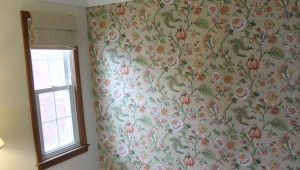 FlowerWall 300x170 Things I Learned Taking Down Wallpaper